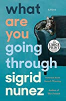 What Are You Going Through: A Novel (Random House Large Print)