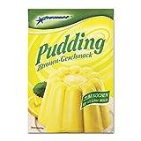 5er Pack Komet Pudding Zitronen-Geschmack (5 x 40 g) zum Kochen, Puddingpulver Dessert Puddingdessert -