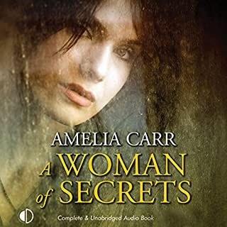 A Woman of Secrets audiobook cover art