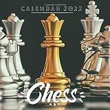 Chess Calendar 2022: Special Calendar & Planner (18 Months Calendar)