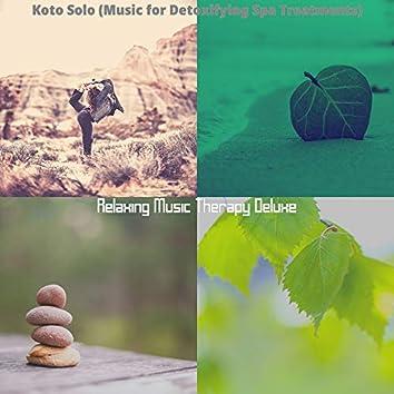 Koto Solo (Music for Detoxifying Spa Treatments)