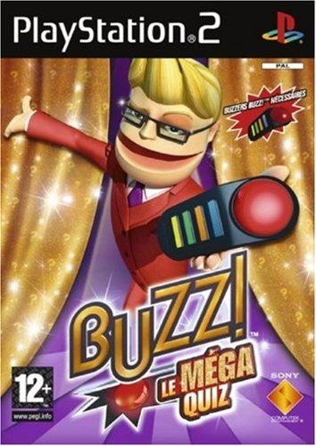 Buzz le mega quiz [Edizione : Francia]