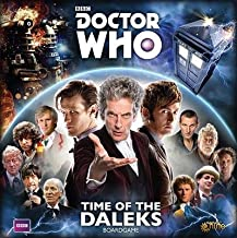 Doctor Who: Time of the Daleks Board Game
