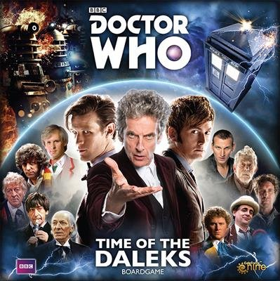 Gale Force Nine GF9DW001 - Doctor Who: Time Of The Daleks