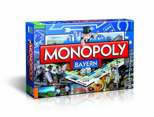 Monopoly Bayern Edition - Das berühmte Spiel um den großen Deal!