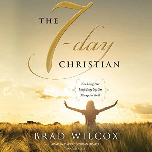 The 7-Day Christian audiobook cover art
