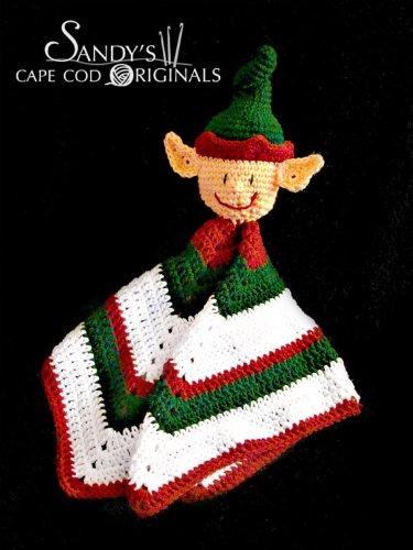 Elf Lovie Blanket Crochet Pattern pdf 635
