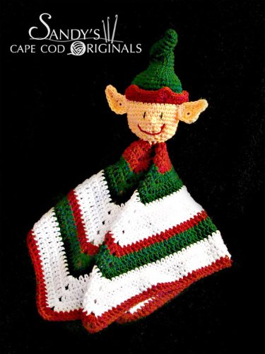 Elf Lovie Blanket Crochet Pattern pdf 635