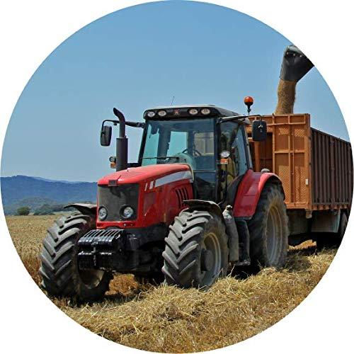 Tortenaufleger Traktor7 / 20 cm Ø