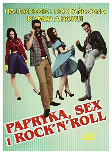 Papryka, Sex i Rock'n'Roll [PL Import]