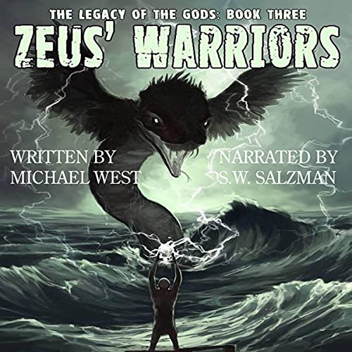 Zeus' Warriors Audiobook By Michael West cover art