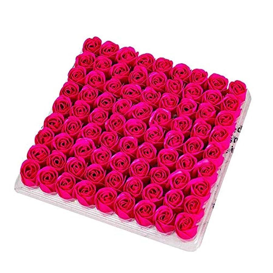 ラッドヤードキップリングピークテニスCUHAWUDBA 81個の薔薇、バス ボディ フラワー?フローラルの石けん 香りのよいローズフラワー エッセンシャルオイル フローラルのお客様への石鹸 ウェディング、パーティー、バレンタインデーの贈り物、薔薇、ローズレッド