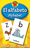 El Alfabeto Flash Cards: Alphabet (Brighter Child Flash Cards)