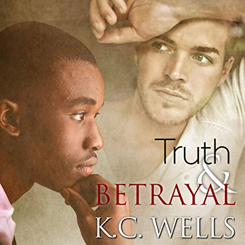 Truth & Betrayal audiobook cover art
