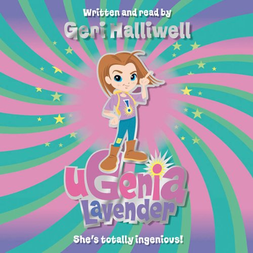 Ugenia Lavender audiobook cover art