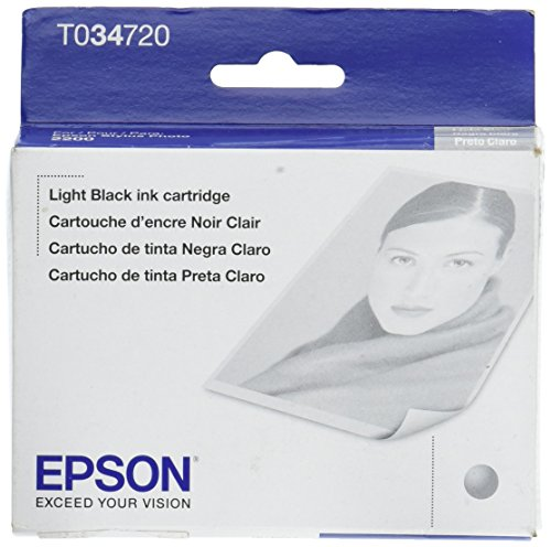 Epson 7 Color Ink Set with Matte Black for The Stylus Photo 2200 Inkjet