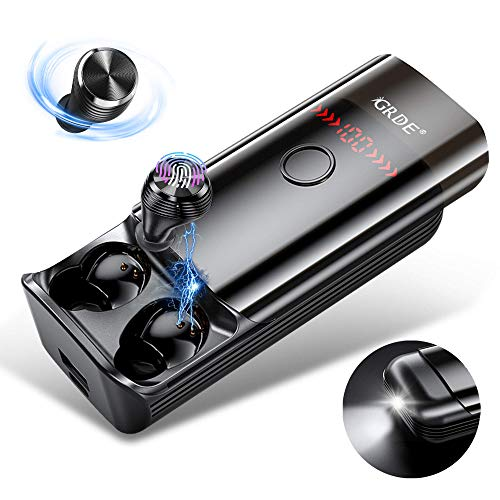Auriculares Bluetooth In Ear 5.0 Auriculares Inalambricos Bl