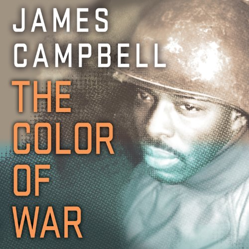 The Color of War audiobook cover art