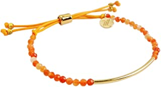 1 Pcs 3mm Faceted Natural Multi-Kind Gemstones Bead Bracelet Adjustable Handmade Jewelry