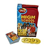 Re:creation Group Plc High School Musical 2 Audition Card Game (Zipper)