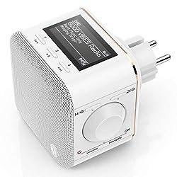 Hama Steckdosenradio DR40BT