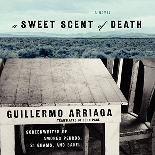A Sweet Scent of Death cover art