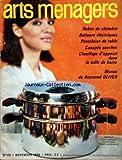 ARTS MENAGERS [No 179] du 01/11/1964 - ROBES DE CHAMBRE - BATTEURS ELECTRIQUES - PORCELAINE DE TABLE - CANAPES COURBES - CHAUFFAGE...