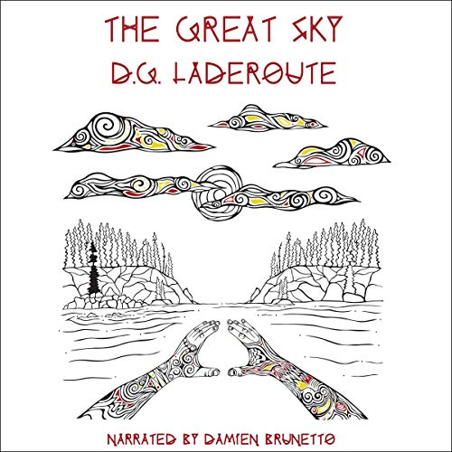 The Great Sky audiobook cover art