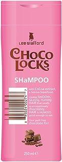 Lee Stafford Choco Locks Shampoo With Cacao Extract 250ml