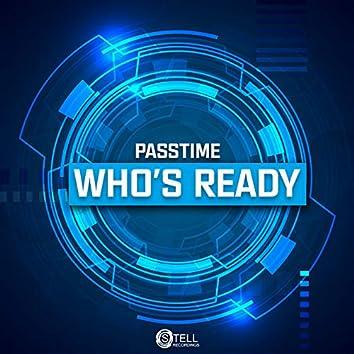 Who's Ready