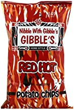 Gibble's® RED HOTS Potato Chips (4-8oz bags)