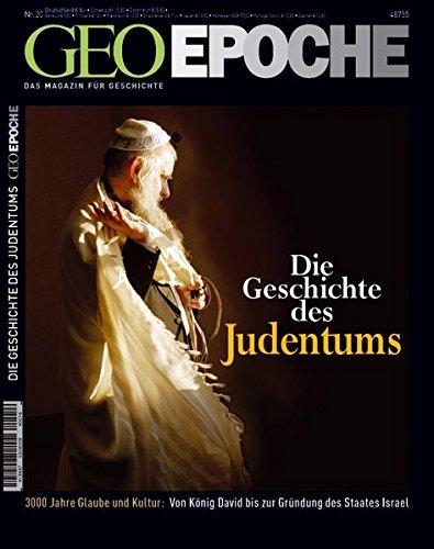 Geo Epoche, Nr. 20/05: Die Geschichte des Judentums
