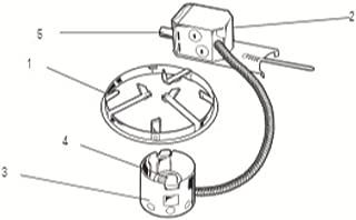 Lightolier 1103R Non-IC 6-3/4 Inch Remodeler Frame-In Kit Incandescent Lytecaster