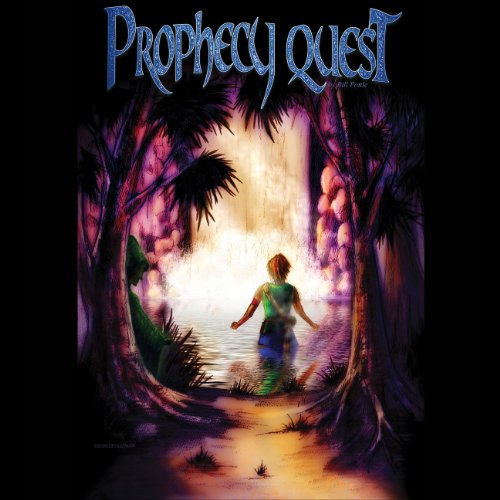 Prophecy Quest audiobook cover art