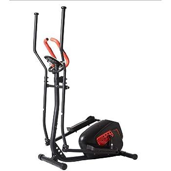 QZAA-Inicio Bicicleta Elíptica Bicicleta Giratoria con Monitor de Frecuencia Cardíaca Entrenador de Ejercicios Abdominales Equipo de Ejercicios Aeróbicos Entrenador de Ejercicios: Amazon.es: Deportes y aire libre