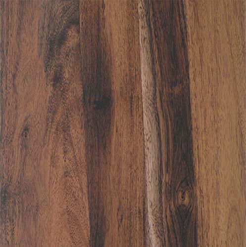 Klebefolie Perfect Fix® Eiche Rustikal, Holzfolie, Dekofolie, Möbelfolie, Tapeten, selbstklebende Folie, ohne Phthalate, keine Luftblasen, Natur-Holzoptik, 45cm x 2m, Stärke: 0,15 mm, Venilia 53335