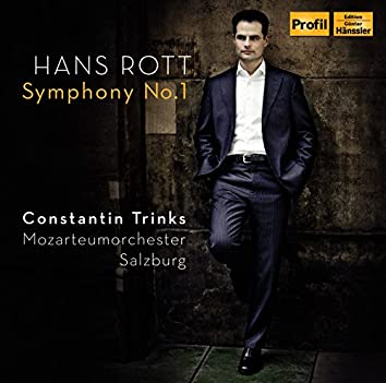 Rott: Symphony No. 1 in E Major (Live)