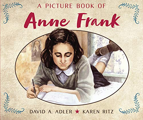 A Picture Book of Anne Frank (Picture Book Biography)