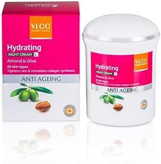 VLCC Hydrating Anti Ageing Night Cream, 50g