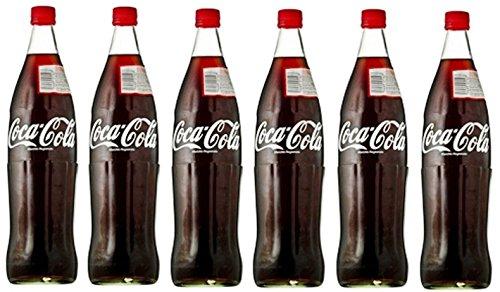 Coca Cola In vetro vuoto a perdere litri 1 x 6 bottiglie