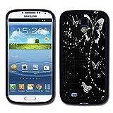 Per cover in silicone TPU scelta-10 cover (design 20) per Samsung Galaxy S4 - Samsung galassia S4 VE