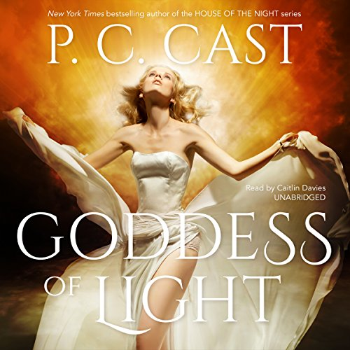 Goddess of Light audiobook cover art