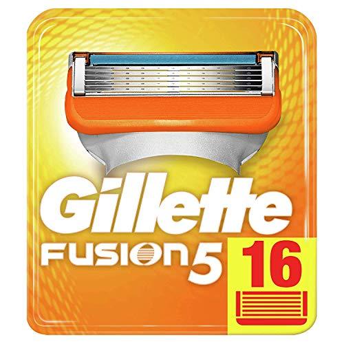 , gillette fusion proglide recambios mercadona, saloneuropeodelestudiante.es