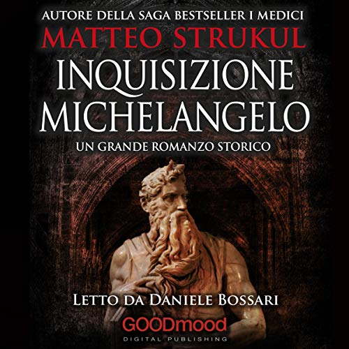 Inquisizione Michelangelo copertina