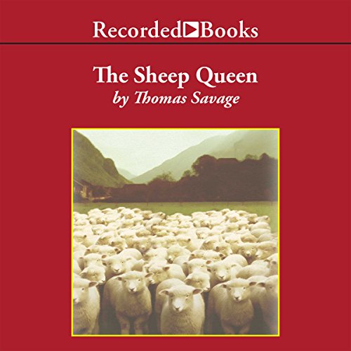 The Sheep Queen audiobook cover art