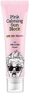 Village 11 Factory Sunscreen, Broad Spectrum SPF, UVA/UVB Protection with Centella Asiatica for Sensitive Skin, Moisturizi...
