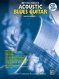 Beyond Basics: Acoustic Blues Guitar, Book & CD