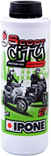 Ipone- Scoot City 2T Oil (Strawberry Scented)