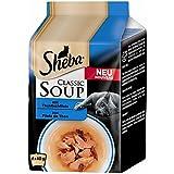 Sheba MP Classic Soup Thunfischfilets   12x4x40g