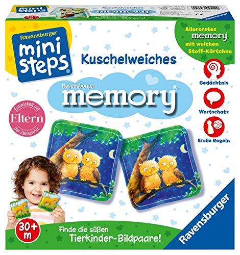 Ravensburger ministeps 04512 – Mon allererstes Memory®